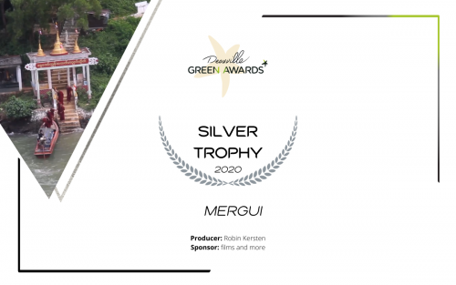 Silver Trophy for Mergui